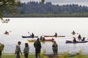 Columbian: In Our View: Vancouver Lake Lessons
