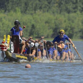 Dragon Boat Racing Vancouver Lake 3