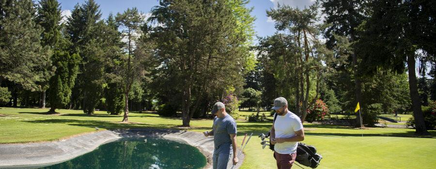 Columbian: Lakeview Par 3 golf course near Vancouver Lake to close