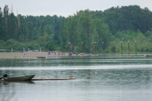 Lake Passes Test, Remains Open