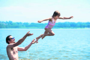 Advisory Removed for Vancouver Lake – Beach OPEN!